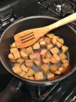 Vegan Holiday Breakfast Hash