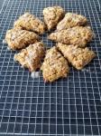 Vegan and Gluten-Free Pumpkin Gingerbread Scones