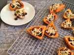 Vegan and Gluten-Free Sweet Potato Skins