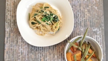 Vegan and Gluten-Free Italiano Artichoke Pesto 2 Ways