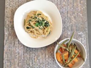 Vegan and Gluten-Free Italiano Artichoke Pesto 2 Ways
