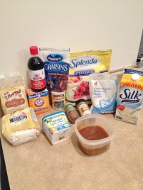 Vegan & Gluten-Free Flourless Pearsauce Scones