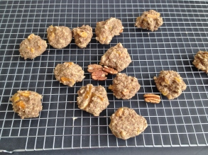 Vegan & Gluten-free Dried Mango Cookies