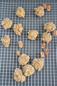 Vegan & Gluten-free Dried Mango Cookies