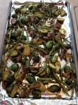 Italian Herb Roasted Veggies