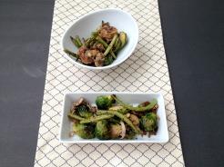 Italian Herb Roasted Veggies