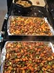 Vegan & Gluten-Free Roasted Veg Tofu Sofritas