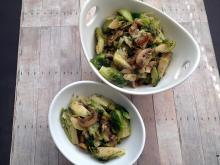 Easy Sauteed Brussels Sorouts