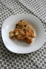 Vegan and Gluten-Free Cauliflower Gratin