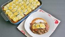 Vegan & Gluten-Free Zucchini Lasagna