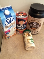 Vegan and Gluten-Free Overnight Protein Oats