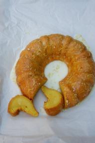 Vegan & Gluten-Free Lemon Sponge Bundt Cake