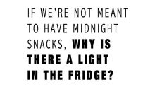 Fridge Light