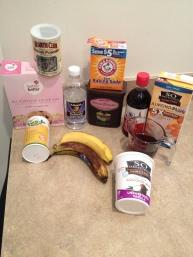 Vegan, Gluten-Free, Sugar-Free Moist Mocha Banana Mini-Muffins