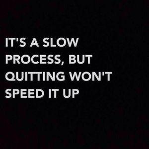 Slow Process