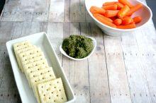 Vegan and Gluten-Free Kale Lentil Hummus