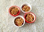 No Bake Peach Raspberry Crumble-2