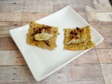 Vegan, Gluten-Free Quinoa Pizza Crust