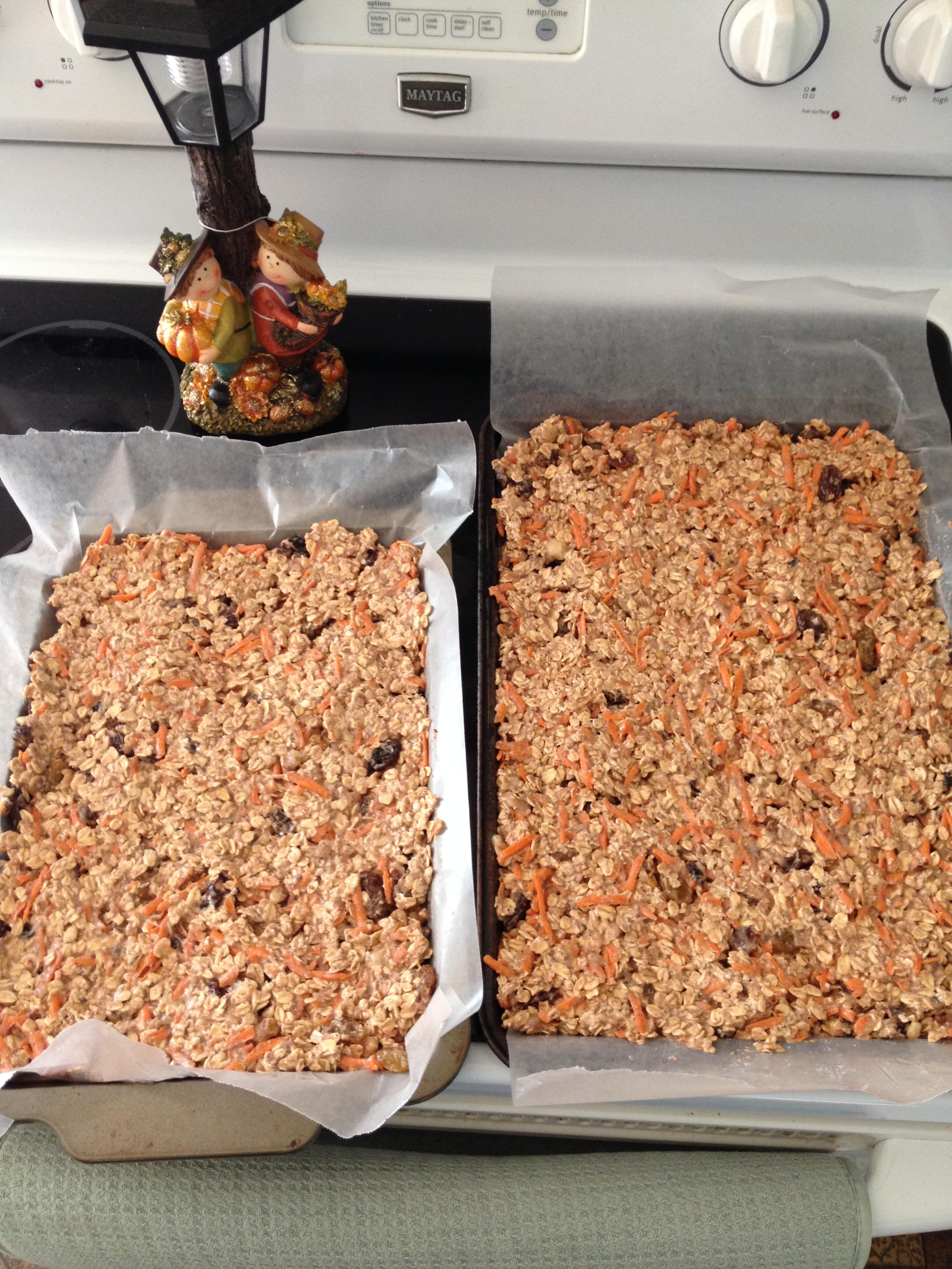 Vegan Amp Gluten Free Carrot Cake Baked Oatmeal Fitting
