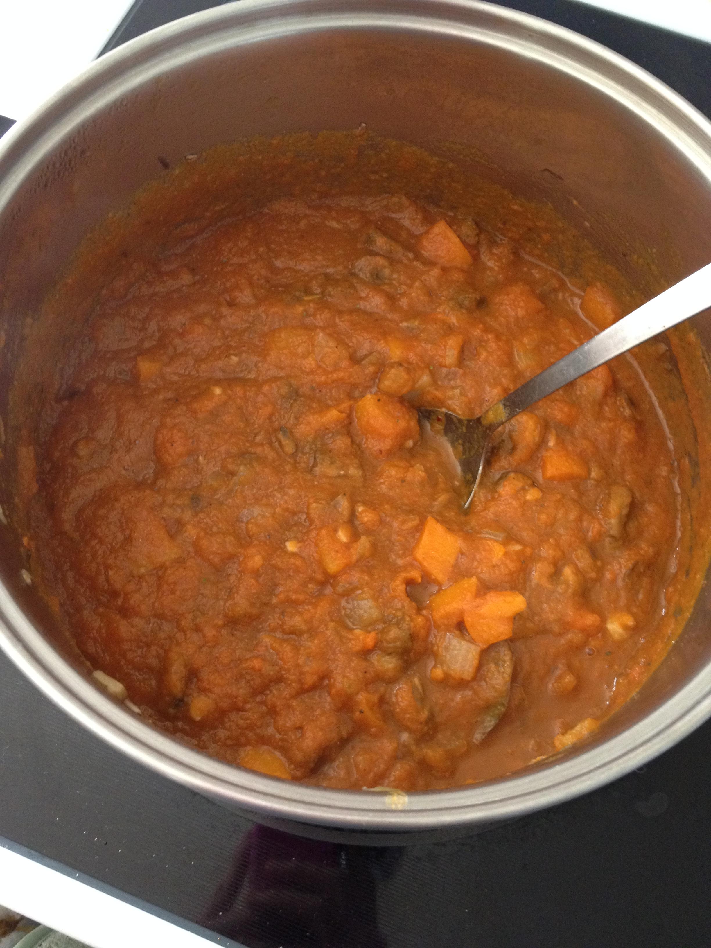 Best Veg Chili Recipe