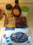 Vegan, Gluten-Free, Sugar-Free Cran-Blueberry Sauce - Elimination Diet Recipe