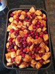 Vegan and Gluten-Free and Refined Sugar Free Apple Cranberry Crumble - Elimination Diet Dessert