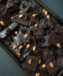 Great Holiday Gifting - Vegan and Gluten-Free Dark Chocolate Bark 3 Ways