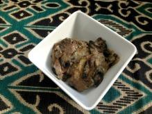 Vegan and Gluten-Free Breakfast Mushroom Gravy Scalloped Potatoes