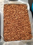 Vegan and Gluten-Free Chocolate Bottomed Granola
