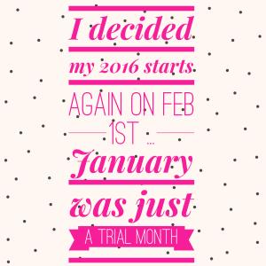 February Restart