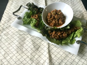 Vegan, Gluten-Free and Refined Sugar-Free Italian Sloppy Lentil Wraps - Easy, healthy and Elimination Diet Friendly