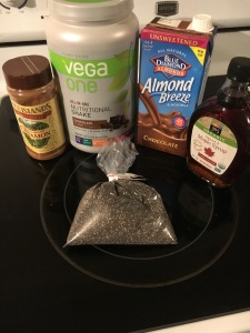 Vegan and Gluten-Free Protein Packed Chocolate Chia Pudding