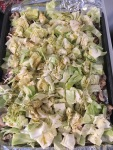 Vegan and Gluten-Free Deconstructed Cabbage Casserole