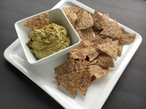 Vegan, Gluten-Free, and Soy-Free Guachio Dip - Perfect St. Patty's Day Appetizer
