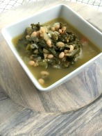 Vegan and Gluten-Free White Bean Vegetable SoupVegan and Gluten-Free White Bean Vegetable Soup