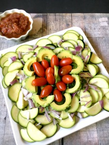 Vegan and Gluten-Free Spring Into Summer Salad