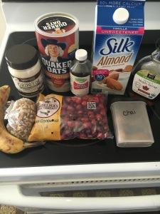 A brunch must - Vegan and Gluten-Free Cran-Chai Oatmeal Casserole
