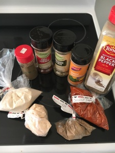 Homemade Chorizo Spice Blend