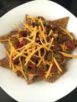 Vegan and Gluten-Free No Meat Nachos - the Perfect Game Day or Appetizer Yumminess!