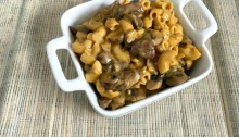 Amazing Anytime Vegan and Gluten-free Butternut Mac and Cheese