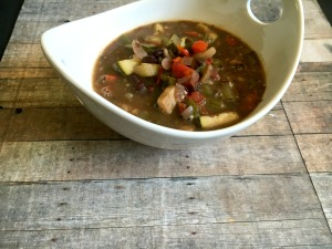 Perfect for Anytime and Anywhere - Vegan and Gluten-Free Cuban Black Bean Soup