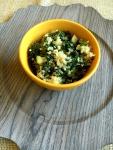 Vegan and Gluten-Free Warm Quinoa Salad