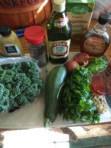 Warm Quinoa Salad (2)