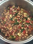 The perfect way to start warming up once it cools off - Vegan and Gluten-Free Italian Chili