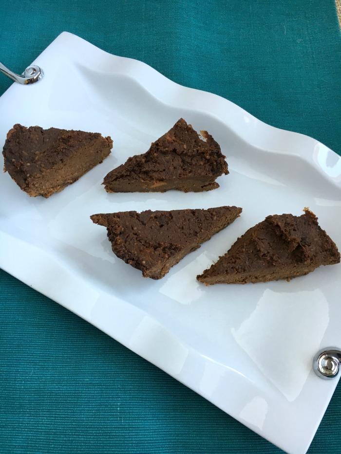 It's My Vegan and Gluten-Free Happy Birthday Sweet Potato Brownies!