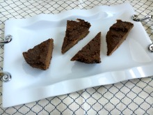 It's My Vegan and Gluten-Free Happy Birthday Sweet Potato Brownies!