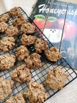Fall Baking and Snacking At It's Best - Vegan and Gluten-Free Chewy Apple Cookies