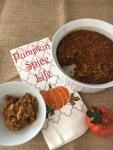 The Perfect Fall Brunch Comfort Food - Vegan and Gluten-Free Pumpkin Oatmeal Casserole