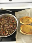 The Perfect Stuffing for a Spaghetti Squash - Vegan and Gluten-free Taco Stuffed Guacamole Spaghetti Squash