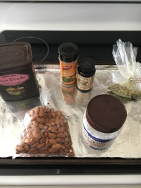 Sugar-Free Roasted Snack Almonds - Elimination Diet and Whole30 Snacks